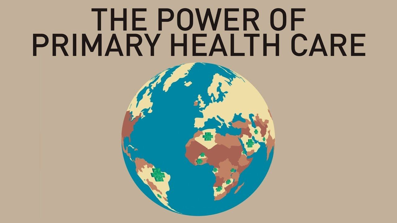 The Power of Primary Health Care Gates Foundation