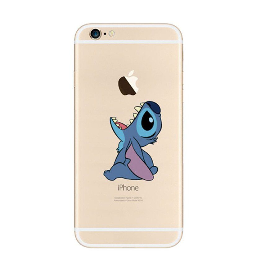 stitch phone case iphone 5s disney lilo amp stitch eat apple iphone 6s 6 plus se 18035