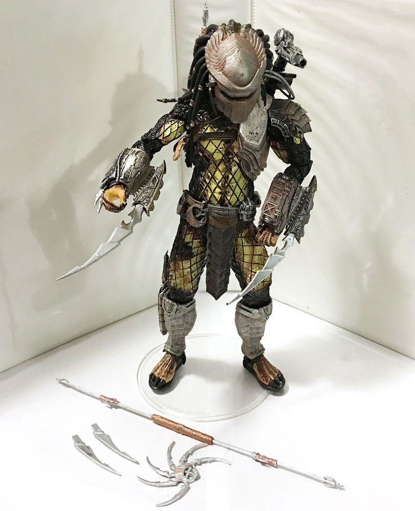 NECA Predator Series 15 Temple Guard Action Figure 7/""