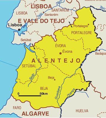 Aqui Onde Estou Com Imagens Alentejo Portugal Portugal Mapa