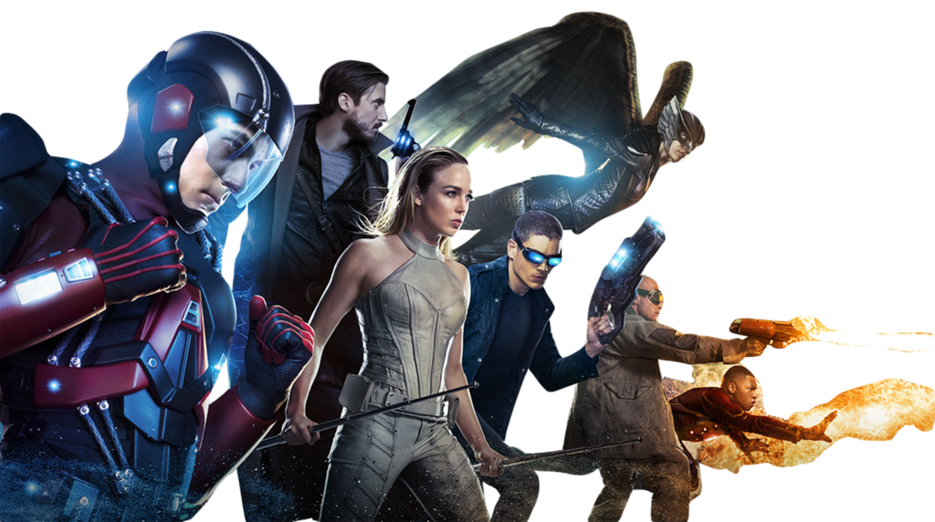 Dc S Legends Of Tomorrow Wallpaper And Background Image: Legends Of Tomorrow (Current)