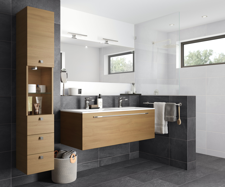 Java shown in Light Oak | Modular Bathrooms | Pinterest | Light oak ...