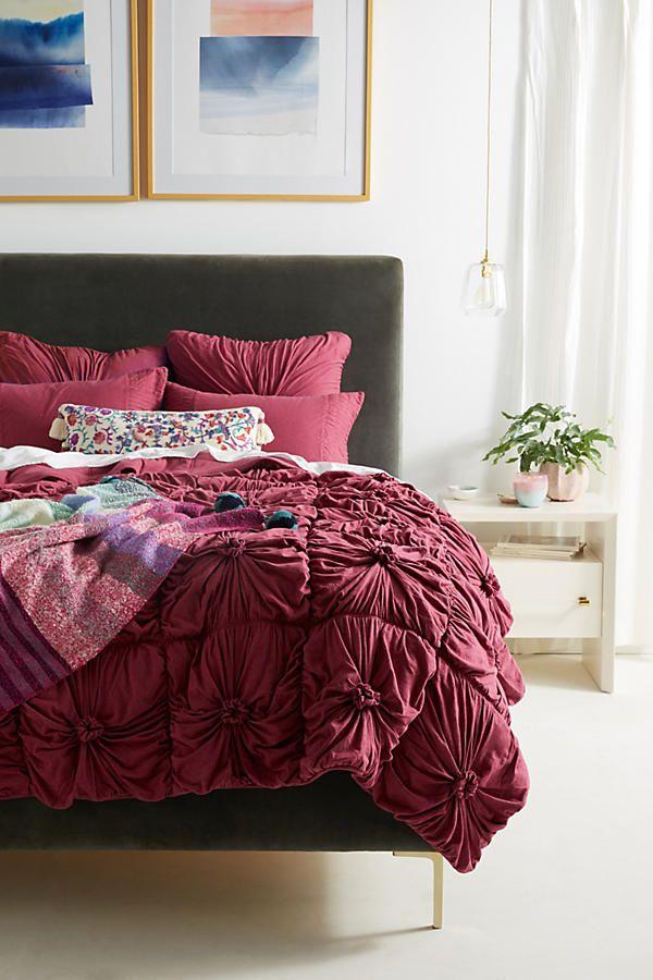 Organic Rosette Quilt | Rosettes, Bedroom setup and Rustic decor : rosette quilt - Adamdwight.com
