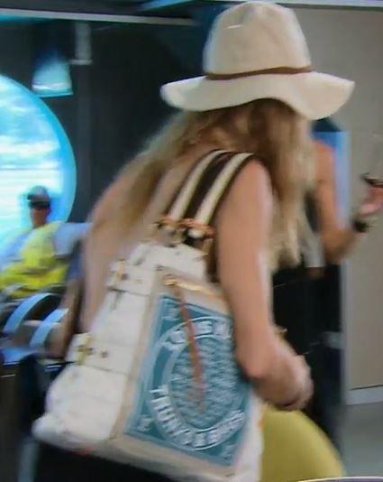 Meghan Edmond's Canvas Louis Vuitton Tote   http://www.bigblondehair.com/real-housewives/rhoc/meghan-edmonds-canvas-louis-vuitton-tote/