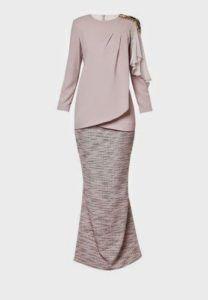 Desain Baju Kebaya Modern Semi Mermaid Kebaya Kebaya Gaya Model