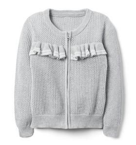 a2e3e4ee225279 Girls Sweaters at Janie and Jack | Amyah | Baby girl sweaters, Girls ...