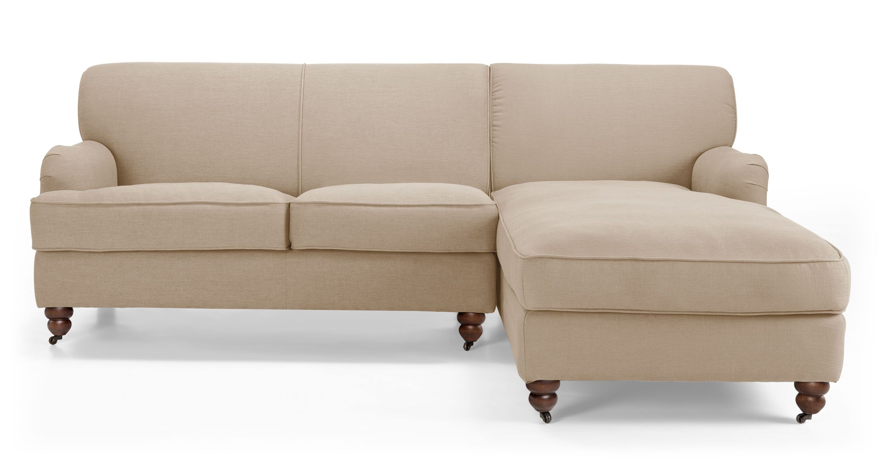 Orson Right Corner Unit, Biscuit Beige from Made.com. Neutral ...