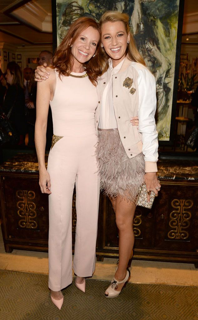 Blake Lively & Robyn Lively from The Big Picture: Today's ...