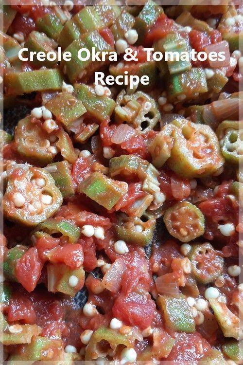 Creole Okra & Tomatoes