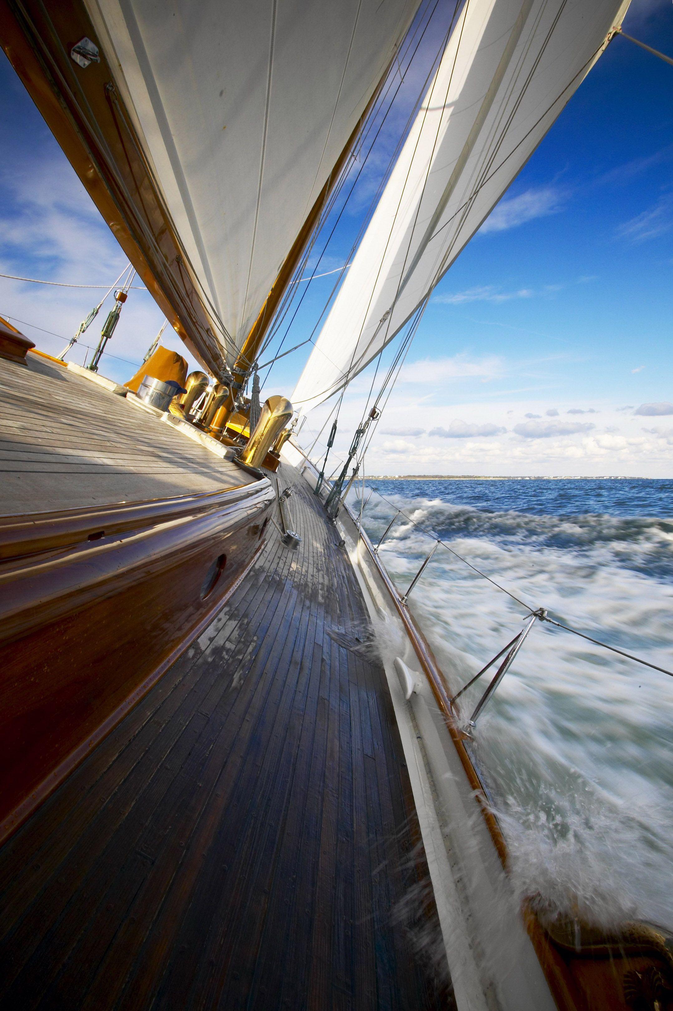 On Board Whitehawk Sailing Photography Sailphotography