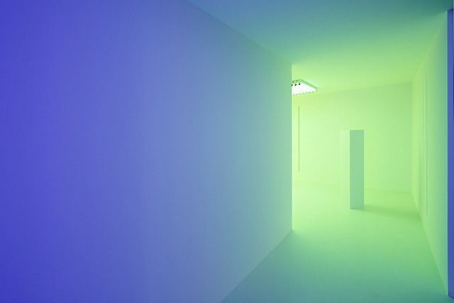 Color Becomes A Perception-Altering Substance In These Interactive Rooms | The Creators Project