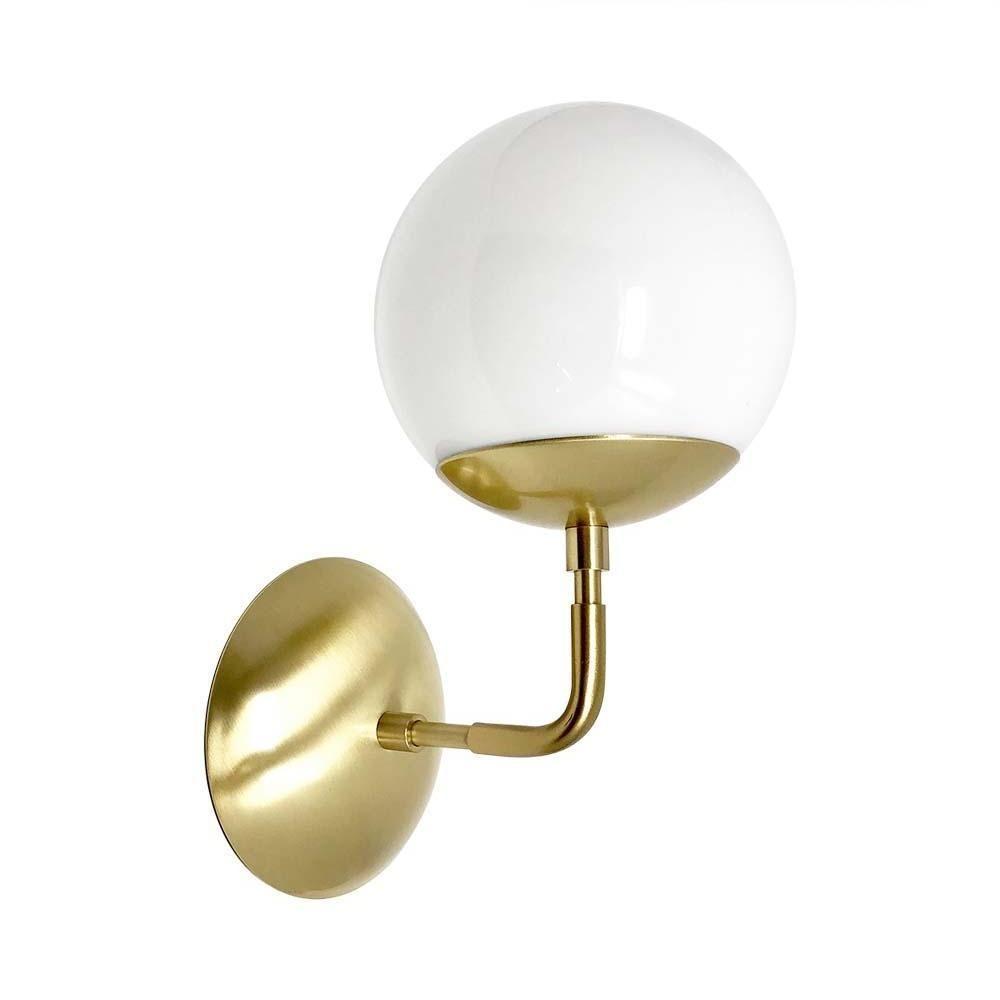 Cap Sconce 6 Sconces Globe Light Fixture Modern Sconces