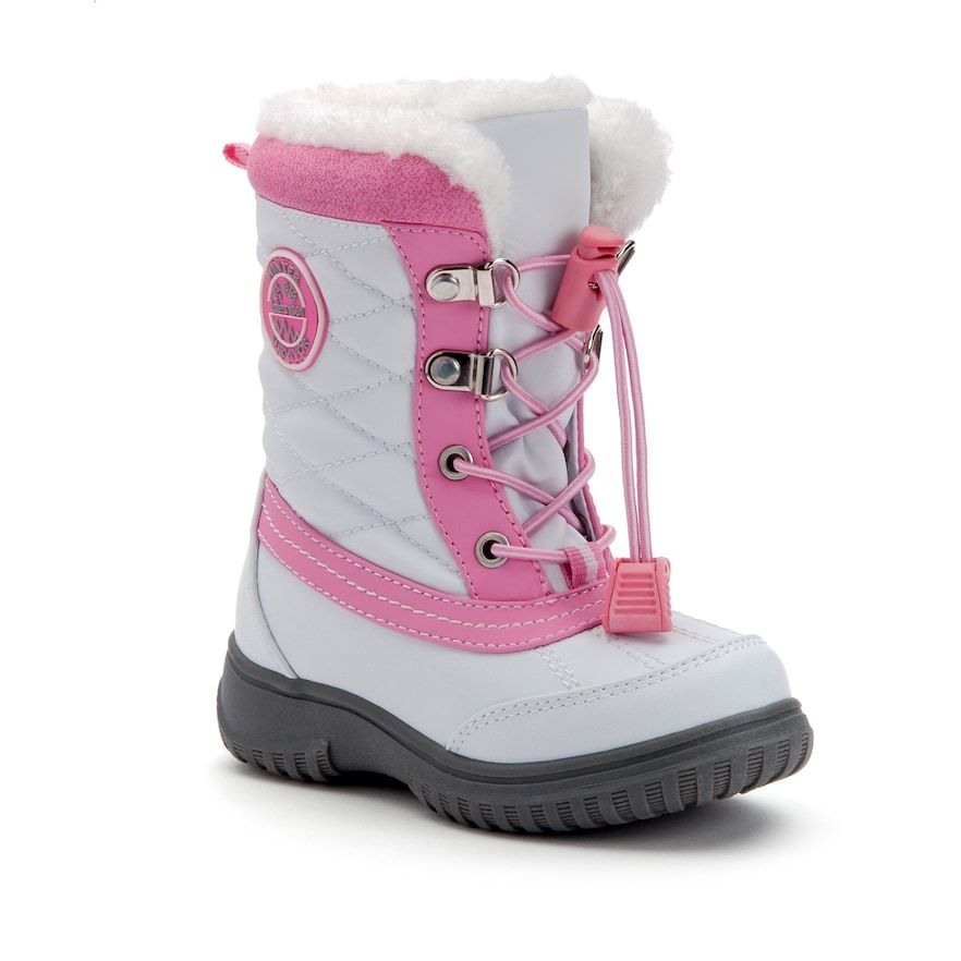 toddler winter boots girls | Toddlers