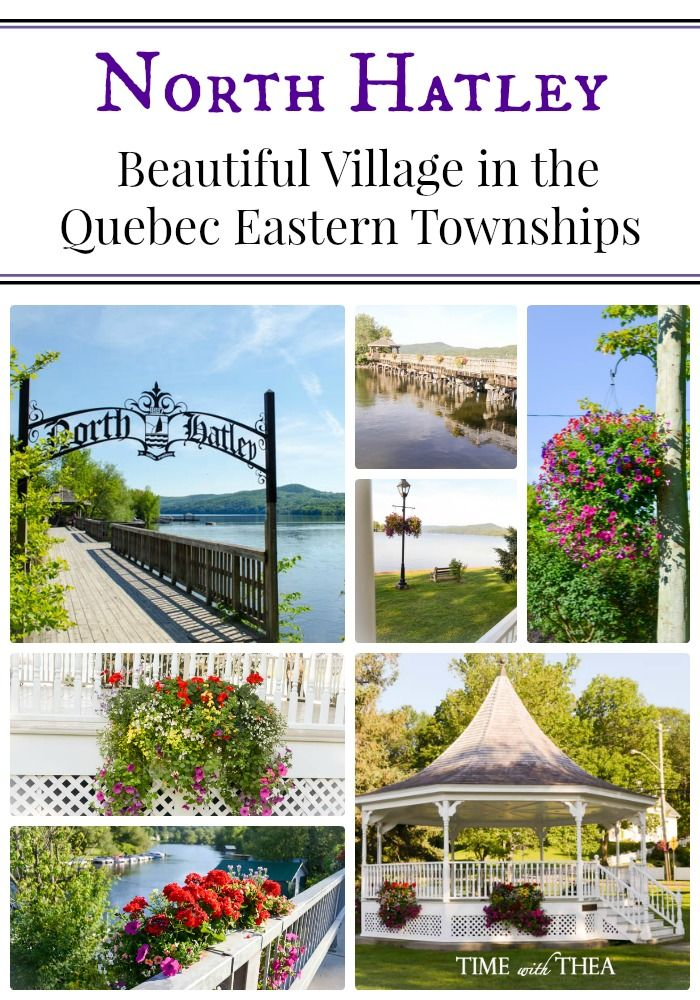 North Hatley Beautiful Village In The Quebec Eastern Townships - 7 things to see and do in quebecs eastern townships