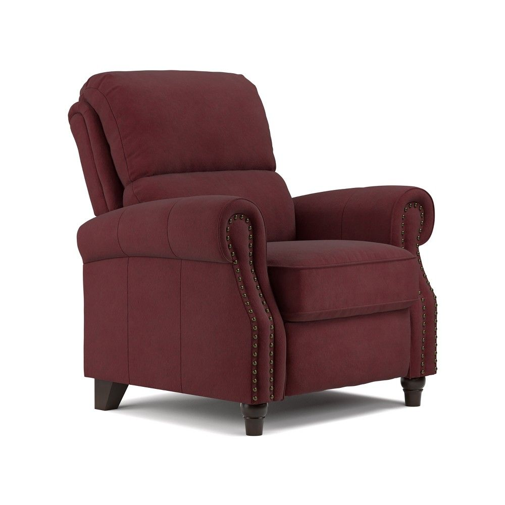 Push back recliner chair red prolounger red double recliner loveseat swivel rocker