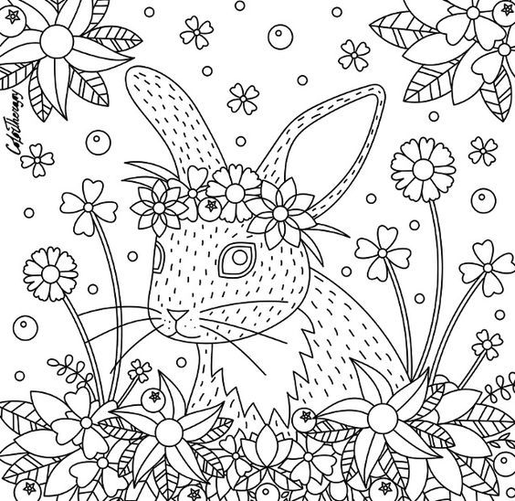 Pin by Diana Kostak on Color Me Happy | Pinterest | Easter, Adult ...