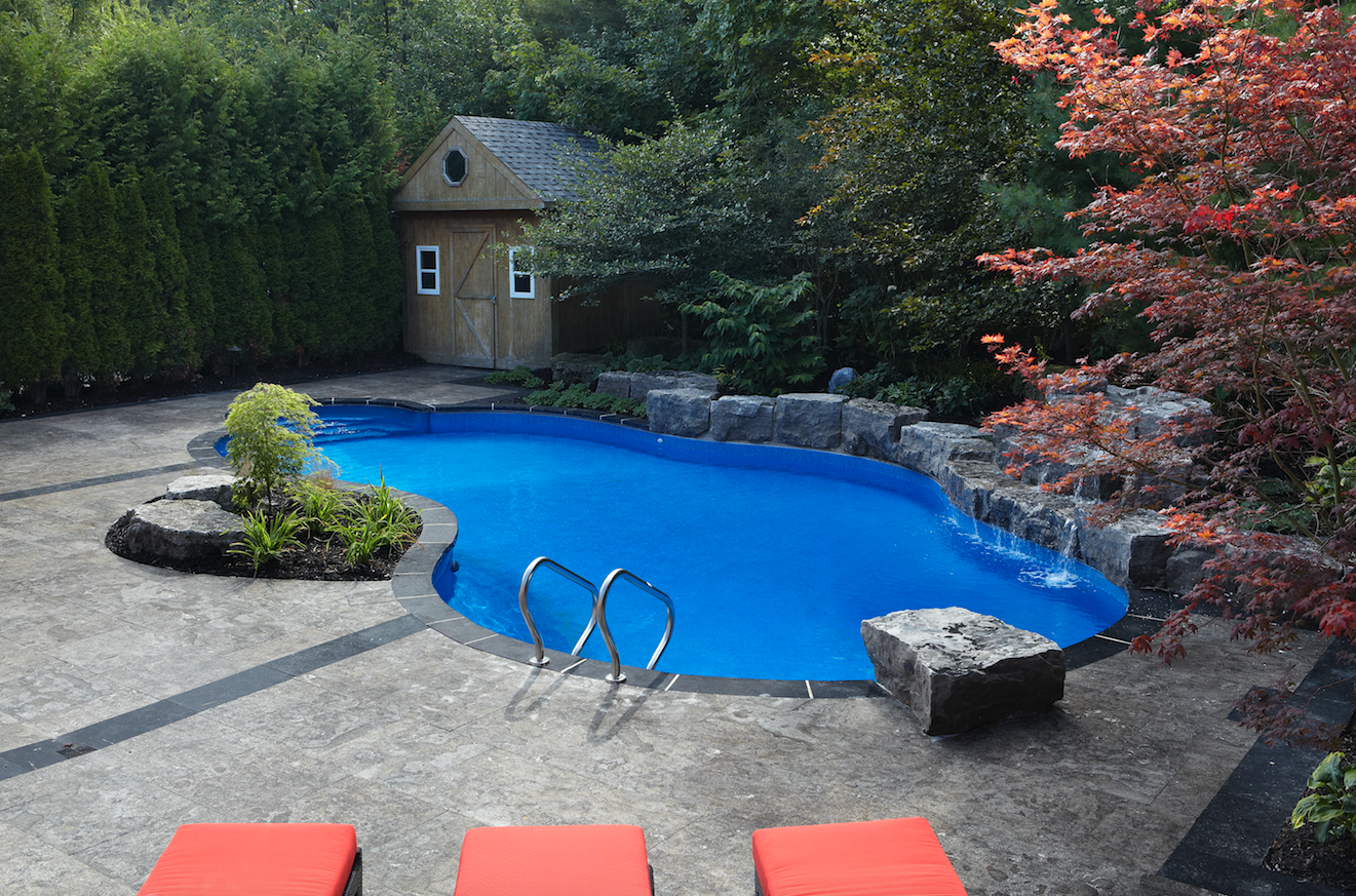 Pool Supplies Canada Customer Pool Pools Inspiration Backyard