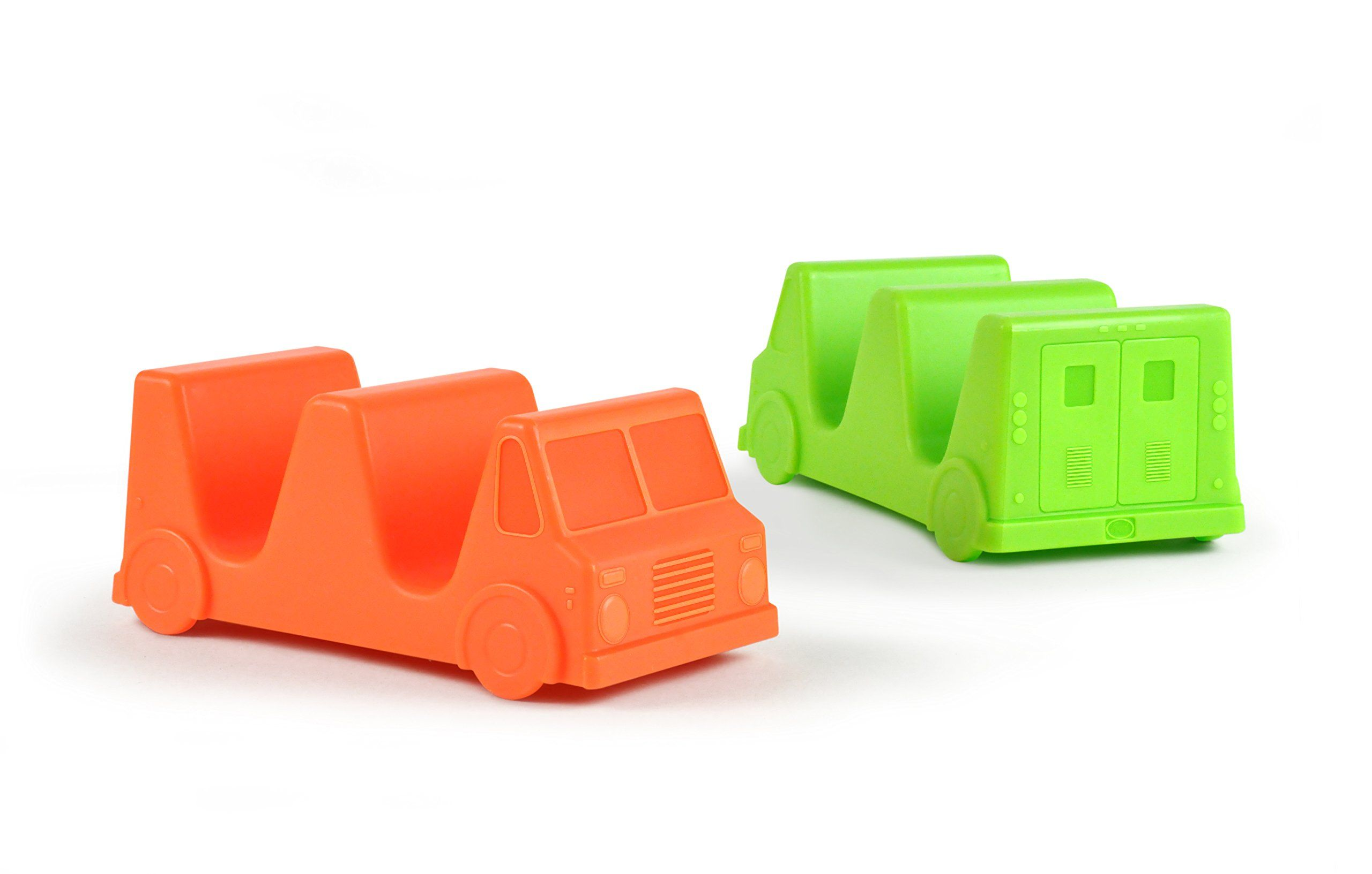 Fred & Friends TACO TRUCK Taco Holder, Set of 2