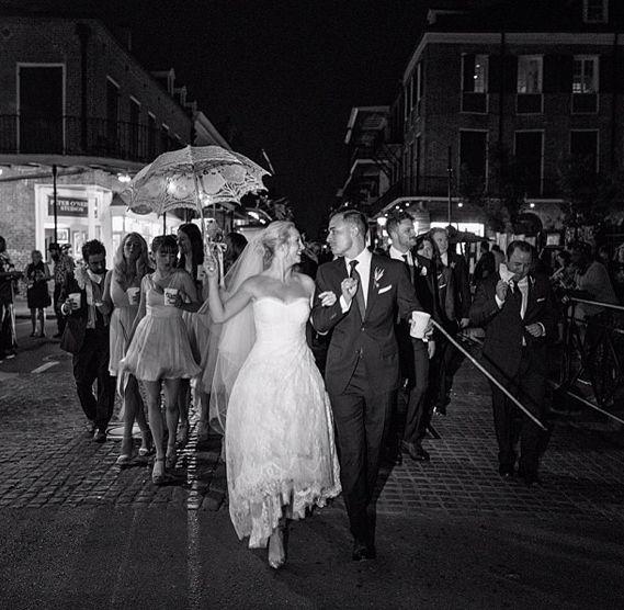 candice accola and joe king's new orleans wedding. | los actores mas