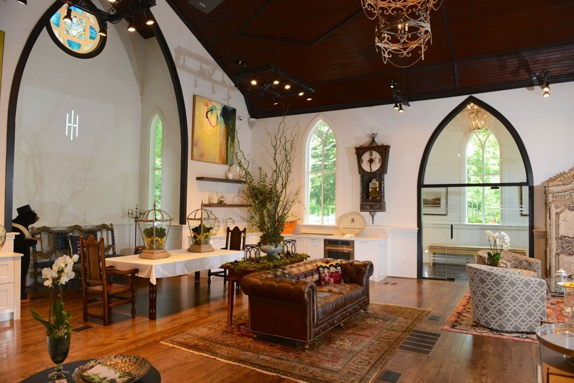 Church conversion by homewood interiors 8