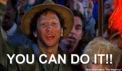 You Can Do It Waterboy Quote Waterboy You Can Do It Quotes