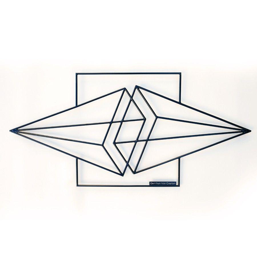 Décoration Géométrique, Décoration Origami, Décoration