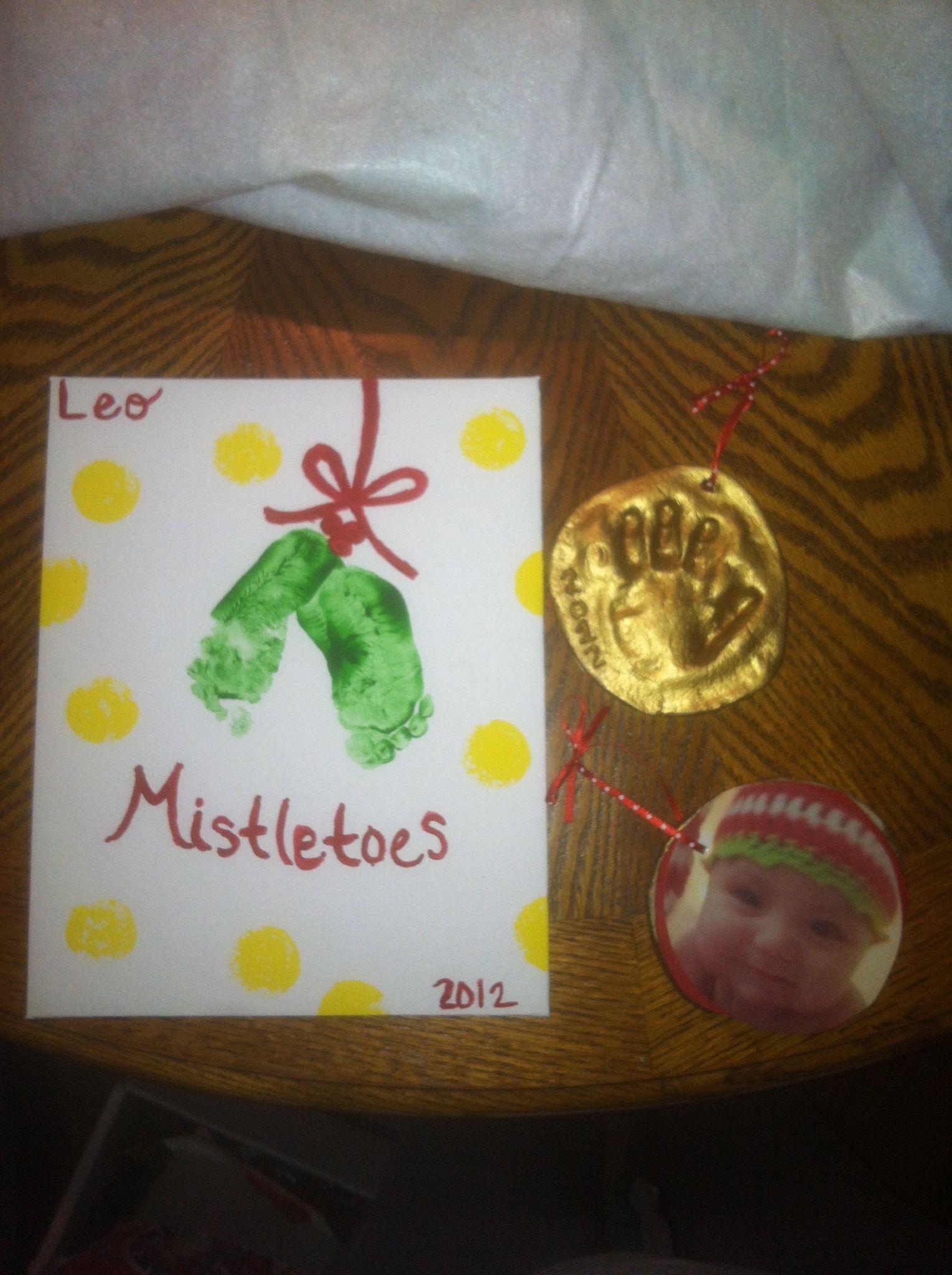 Leo' Christmas Craft
