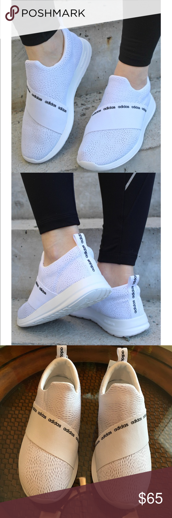 8ff19bef299f 💥Adidas Cloudfoam Refine Adapt Women s Shoes💥 These adidas Cloudfoam  Refine Adapt shoes deliver a comfortable fit and reliable performance  you ll love.