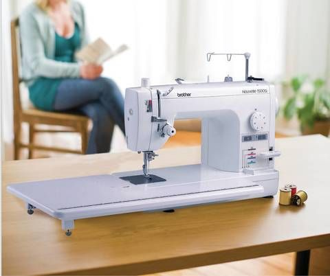 Brother High Speed Quilting And Sewing Machine PQ40SL Pinterest Gorgeous Brother Pq1500sl Sewing Machine
