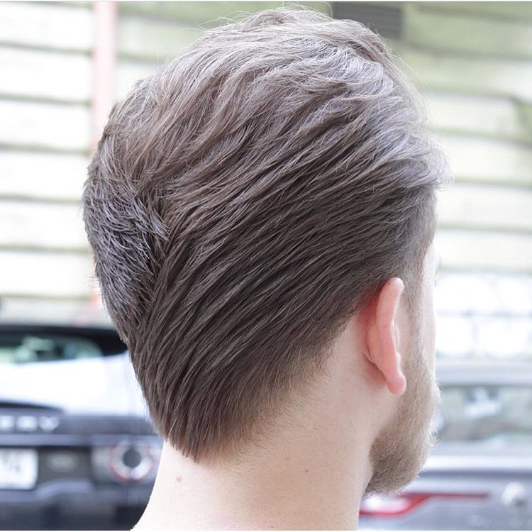 Pin on Barbering / Mens Hairstyles