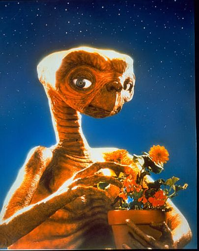 Own E T The Extra Terrestrial On Dvd Amzn To Gwa2s4 Et The Extra Terrestrial Retro Film Movie Art