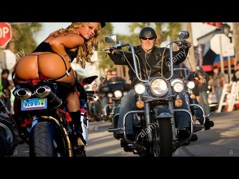 Girls week naked bike daytona