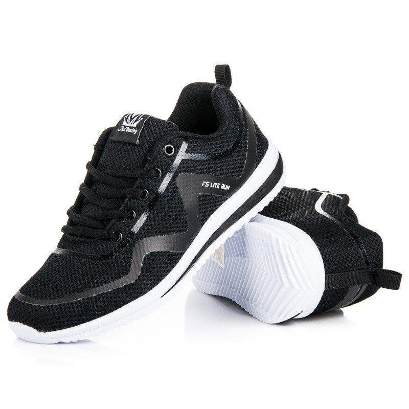Ax Boxing Buty Sportowe Na Co Dzien Czarne Casual Sport Shoes Sports Shoes Boxing Shoes