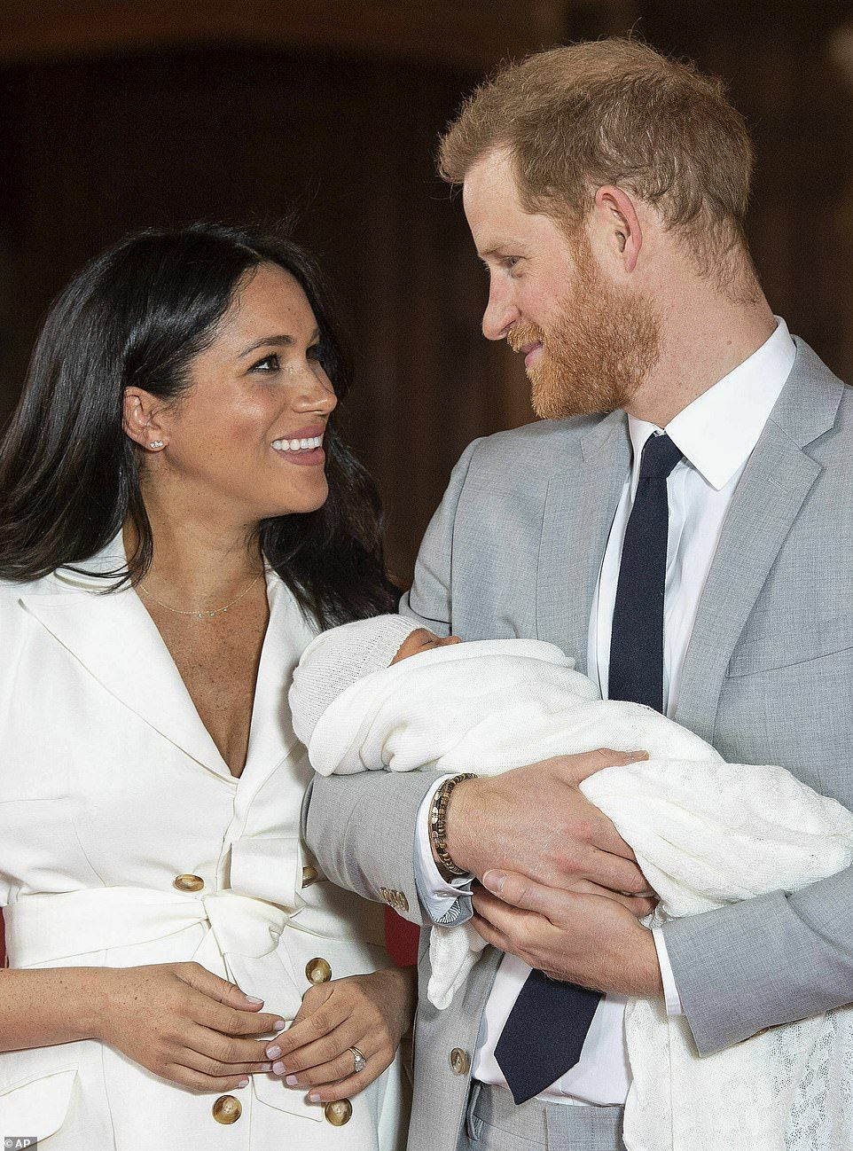 Every Single Picture Published From Royal Baby Archie S Big Day Royal Babies Duke And Duchess Archie