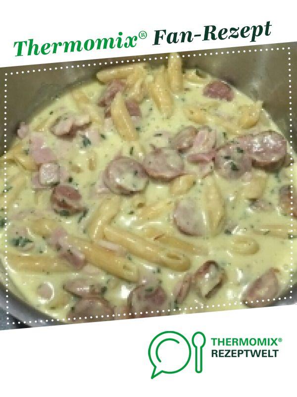Photo of Sausage noodle pot (ONE POT DISH)