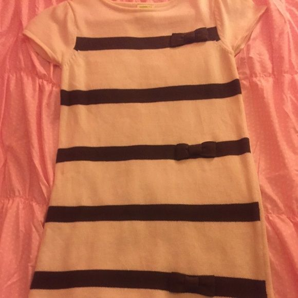 Crazy 8 Sweater Dress  Size large 10-12 Cute Girls sweater Dress Crazy 8 Dresses