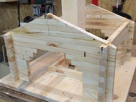 Vogelhaus Fly in - Bauanleitung zum Selberbauen - 1-2-do.com - Deine Heimwerker Community #vogelhausbauen