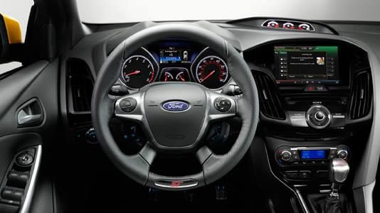 New Ford Focus St Mk3 Interior 2015 Ford Focus St Ford Focus