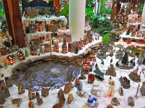 miniature christmas google search