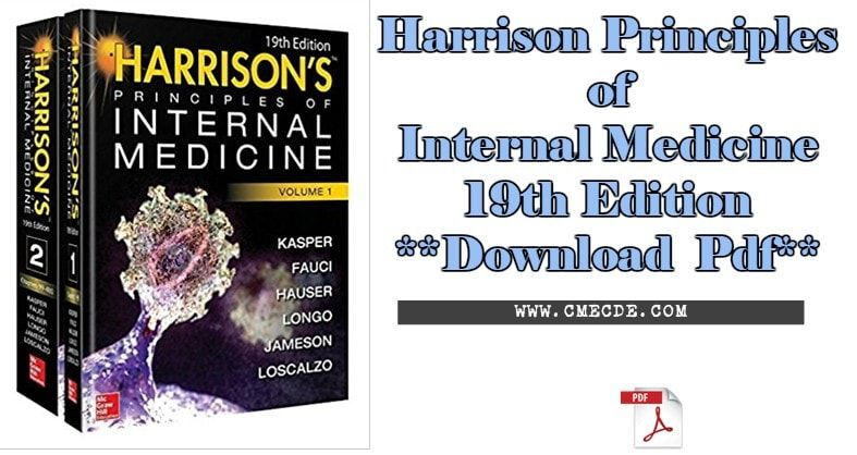 Download harrison principles of internal medicine 19th edition pdf download harrison principles of internal medicine 19th edition pdf fandeluxe Gallery