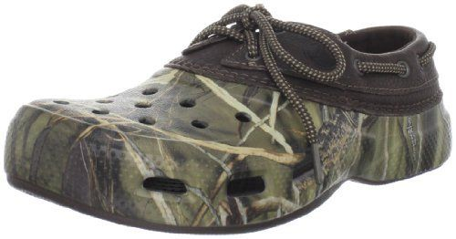 f94ee59887447c crocs Men s Islander Sport Realtree Boat Shoe crocs.  47.98. Imported.  Rubber sole. Synthetic and leather