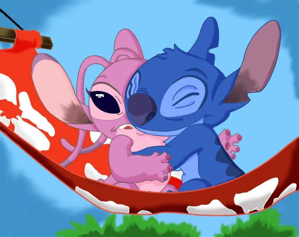 Lilo Stitch Computer Wallpapers Desktop Backgrounds X Stitch And