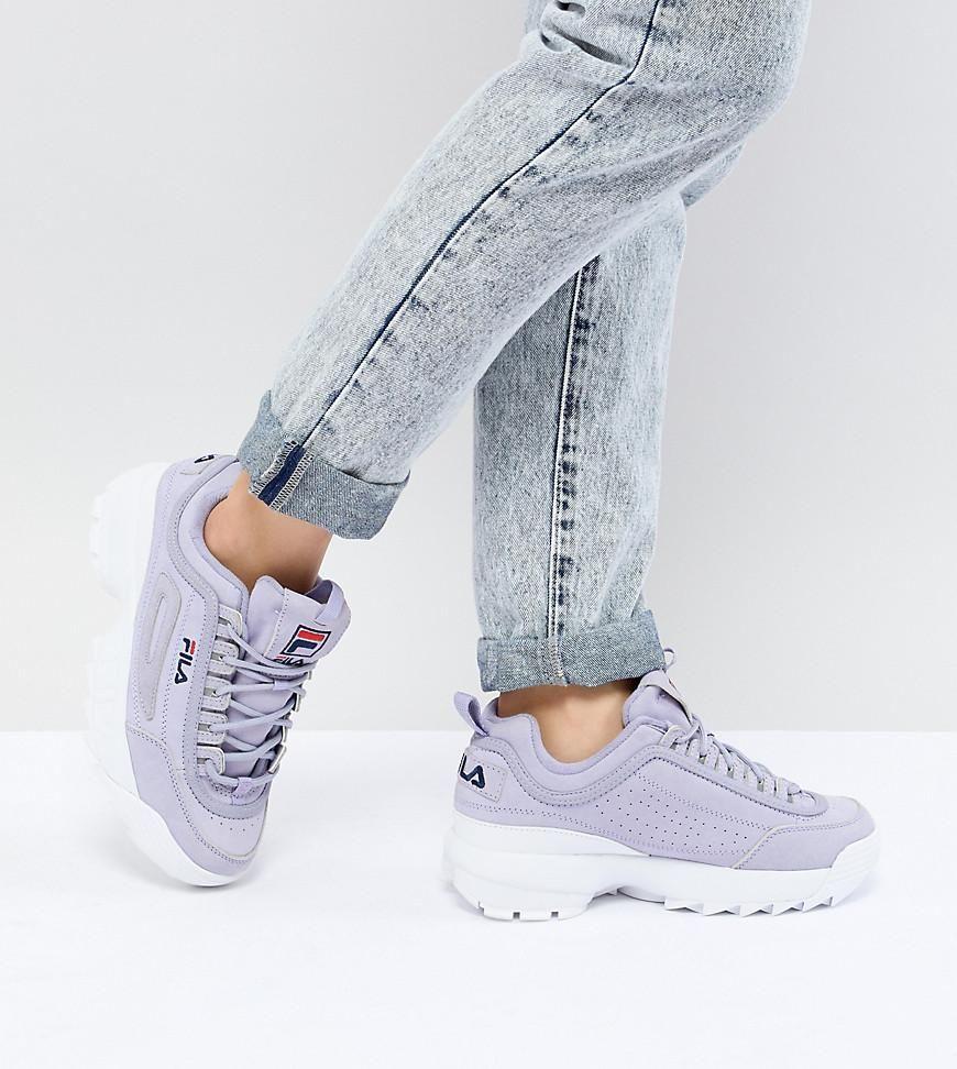 Fila Fila Premium Disruptor Sneakers In