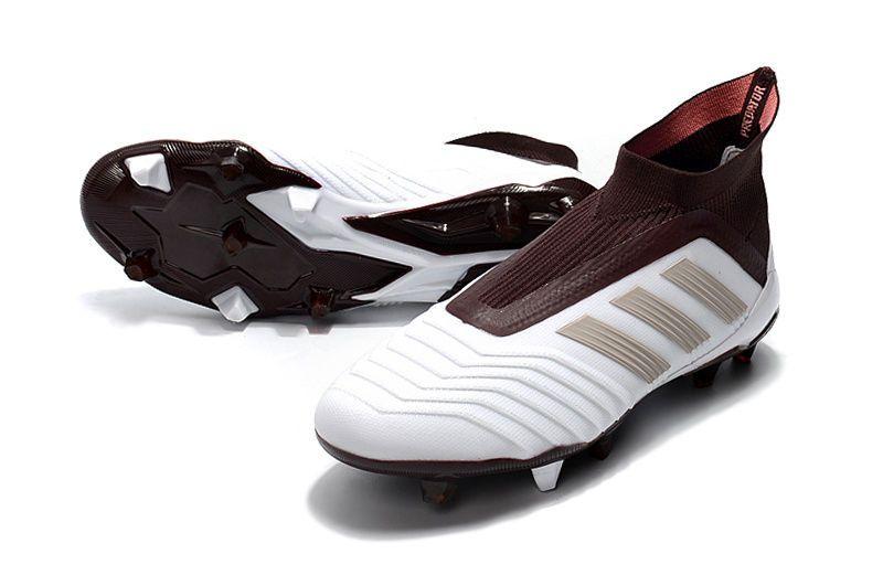 timeless design fd417 a2117 Botas de fútbol adidas Predator 18.1 FG - Blanco Marrón