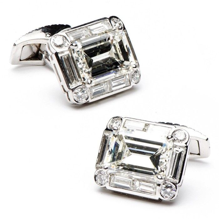 luxurious cufflinks for men