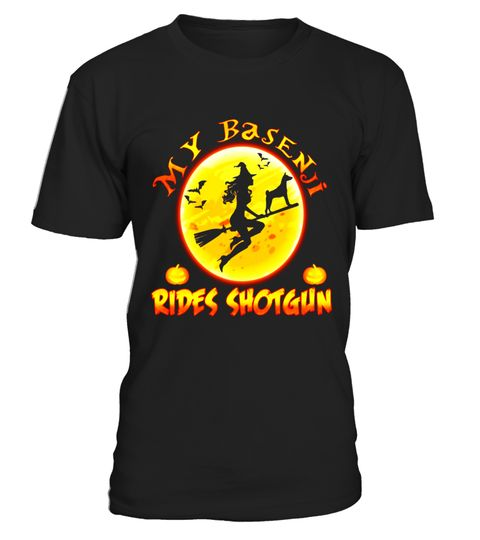 "# My Basenji Rides Shotgun Halloween Gift T-Shirt .  Special Offer, not available in shops      Comes in a variety of styles and colours      Buy yours now before it is too late!      Secured payment via Visa / Mastercard / Amex / PayPal      How to place an order            Choose the model from the drop-down menu      Click on ""Buy it now""      Choose the size and the quantity      Add your delivery address and bank details      And that's it!      Tags: My Basenji Rides Shotgun Halloween…"