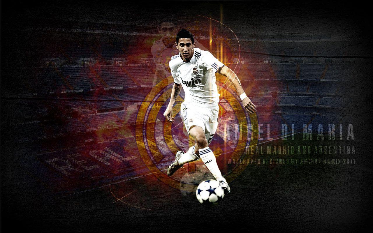 La raison du divorce entre le Real Madrid et Angel di Maria - http://www.actusports.fr/114544/raison-du-divorce-real-madrid-angel-di-maria/