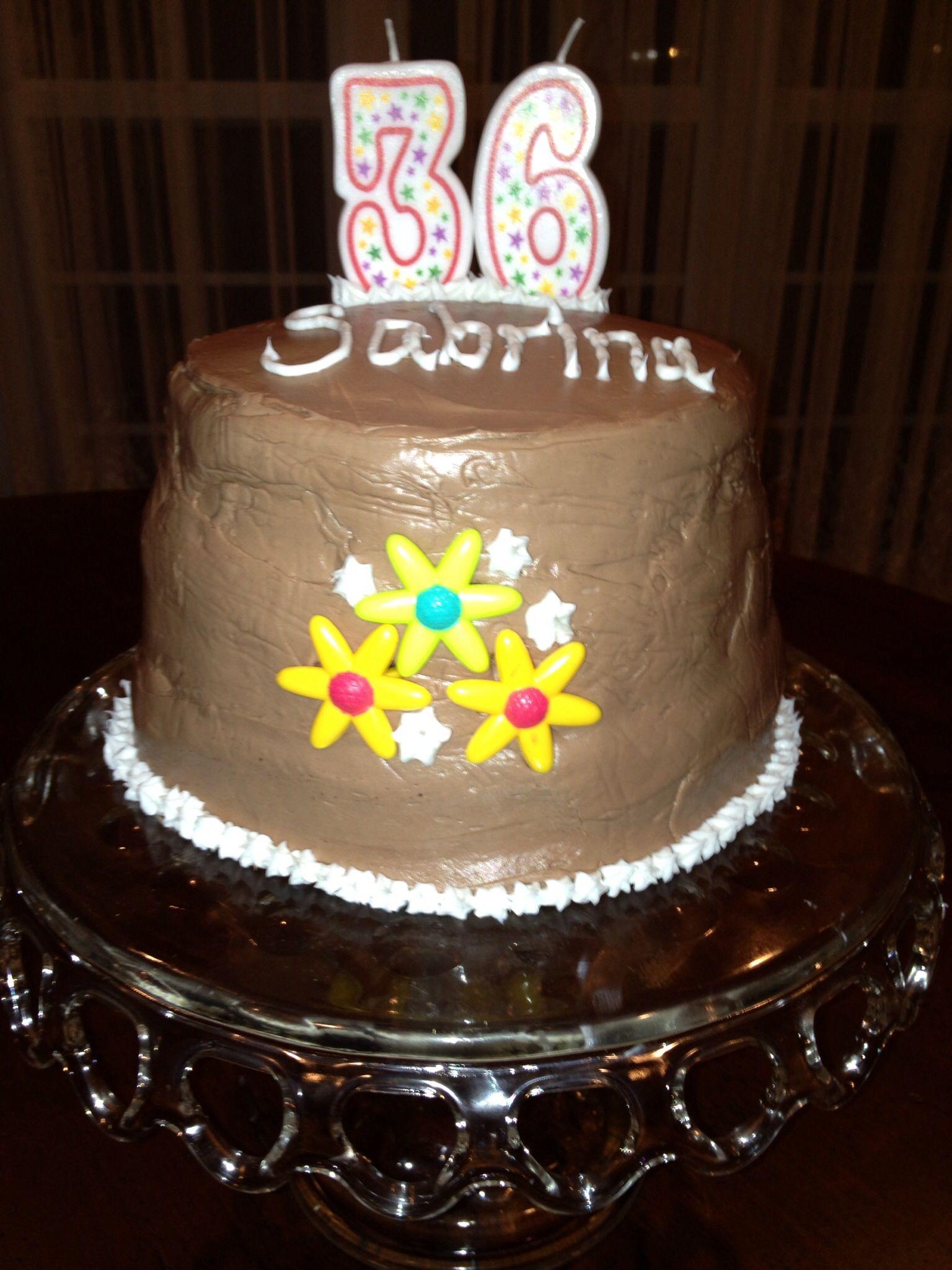 Simply Sweet Birthday Cake Nashville Cute Cakes