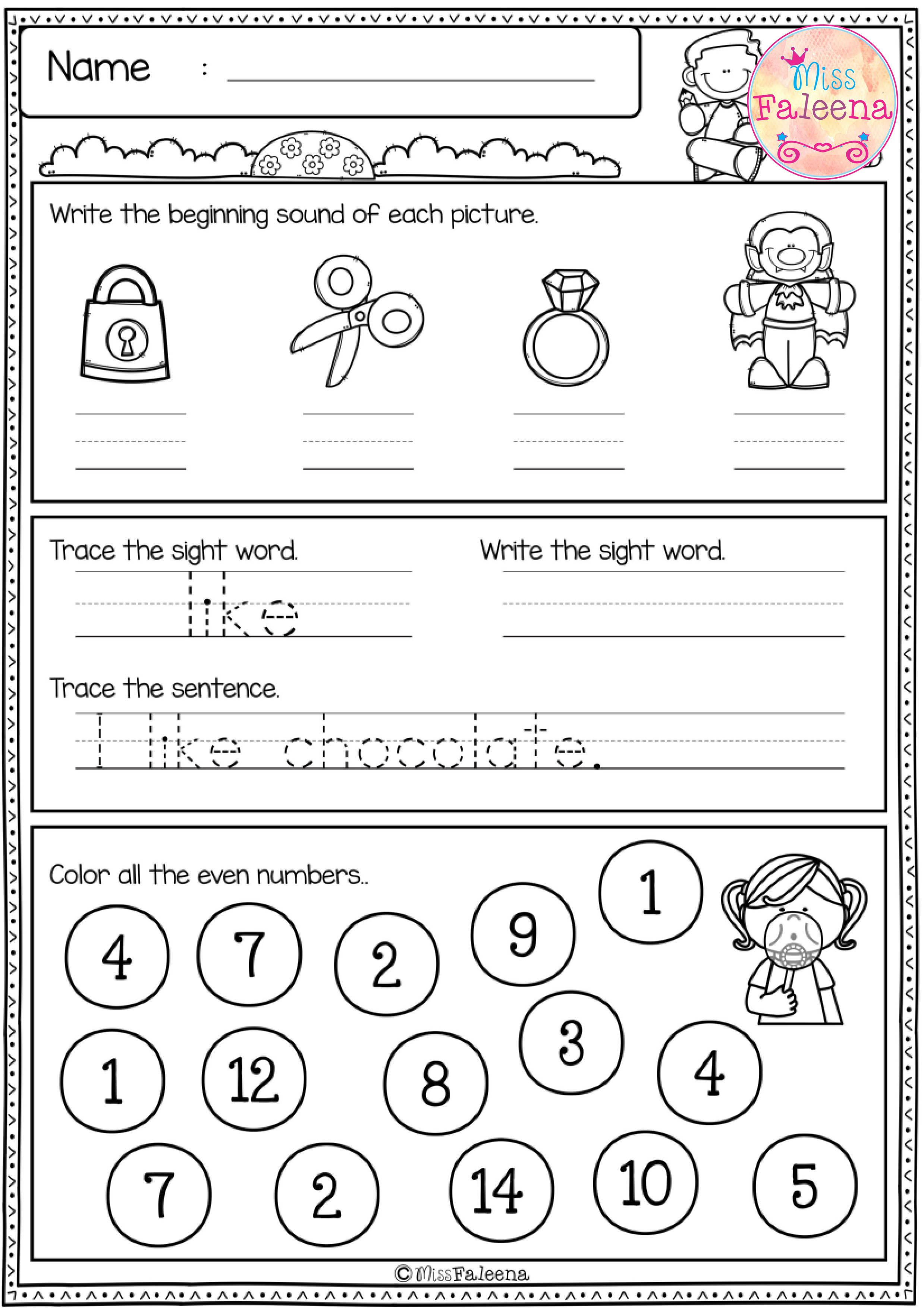 Free First Grade Morning Work Includes 20 Pages Of Morning Work Activitie Kindergarten Math Worksheets Free Kindergarten Math Worksheets First Grade Worksheets