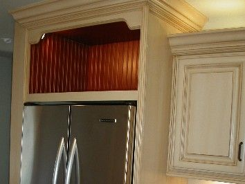 Refrigerator Cabinet Surround Diy More